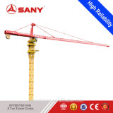Sany Syt80 (T6510-8) 8 Ton Tower Crane Specification Mobile Tower Crane for Sale