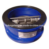 Wafer Type Twin Plate Check Valve