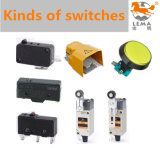 Miniature Micro Switch 16A 250VAC