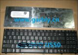 New Us Keyboard Laptop Keyboard for Lenovo U550