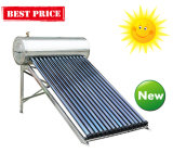 Pressure Solar Water Heating Heat Pipe Solar Water Heater