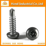 Stainless Steel Lobe Torx Pan Head Self Drill Screws