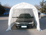 Household DIY Zipper Door Single Car Carport (TSU-917/TSU-923)