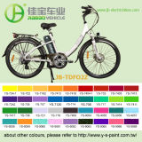 "26 "" Lovely Electric Lady City Bicycle (JB-TDF02Z)"