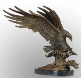 Bronze Garden Statue Animal Sculpture