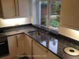 Fancy Blue Pearl Granite Kitchen Countertop (YQZ-GC1013)