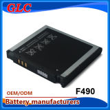 Mobile Phone Battery for Samsung F490 Battery Ab533640cu, 850mAh Battery