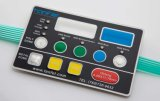 Embossed Circuit Printing Graphic Overlay Control Panel Membrane Switch for Rice Cooker