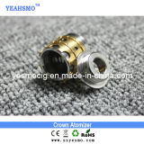 Crown Atomizer 2014 New Product Wholesale Mechanical Mod Crown Atomizer Wax Vaporizer Yeahsmo 1: 1 Clone Crown Dripper Atomizer