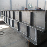 Good Quality Hot Dipped Galvanized Welded H Beam Steel (H-008)
