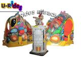 Spaceship Helicopter Amusement Equipment Game