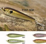 65mm 80mm 100mm Variable Sinking a Top Factory′s Cheap Price --- High Quality Made Custom Hard Plastic Fishing Crankbait - Wobbler - Minnow- Popper Fishing Lure