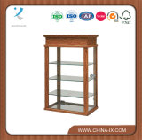 Rectangle Counter-Top Display Case with Lighted