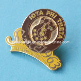 Customized Lapel Pin with Synthetic Enamel (Ele-P041)