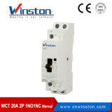 Manufacturer Telemechanic 20A Household Manual AC Contactor