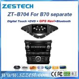 Car GPS with Bluetooth DVD Radio Audio for Besturn B70