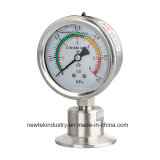 Radail 1.5in. Tri Clamp Diaphragm Pressure Gauge (SS304)