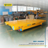 Angle Box Wheel Steel Roller Transport Wagon Automated Carrier