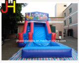 Factory Price Inflatable Water Slide with Pool for Kids Amusement