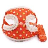 Pet Lead Charming Orange Winter Dog Harness