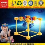 2017 Happy Zoo DIY Animal Model Toy Beautiful Volador Blocks