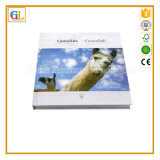 Customized Hardcover Case Bound Book Printing