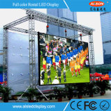 P5.95 Full Color Rental Outdoor LED Display Screen for Events