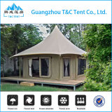Luxury Holiday Wooden Container House Tent Capacity with SGS