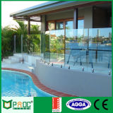 Pnoc003GF Laminated Glass Fence with Australian Standard
