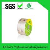 Dongguan Manufacturer BOPP Crystal Tape for Carton Sealing