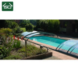Large Pool Cover with Aluminium Frame and Polycarbonate Cover