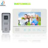 7 Inch TFT Touch Screen Color Video Doorbell Camera Intercom System