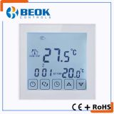 TDS23-Ep Electric Heating Thermostat with Large Touch Screen Room Temeperature Regulator