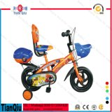 12 Inch Children Bike with Back Rest for Kids Bicycle