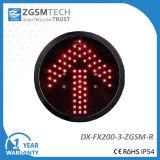200mm Red Arrow LED Traffic Light Signal