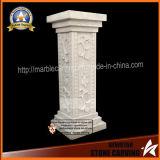 Matte-Finished Square Pedestal Pillars, Garden Flower Planter Pedestal Display