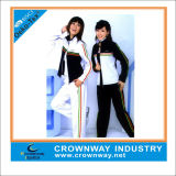 Wholesale Waterproof training Sports Tracksuit for Ladies