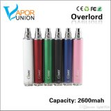 Clover EGO Twist 2600mAh Battery Variable Voltage Clover Overlord 2600mAh Battery