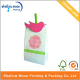 Hello Spring Flower Paper Packing Bag (QY150264)