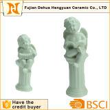 Ceramic Angel Shape Craft for Home Decoration