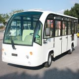 14 Passenger Electric Enclosed Sightseeing Bus by Marshell (DN-14C)
