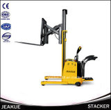 2017 China 1ton Reach Electric Powerpallet Stacker with AC Motor