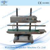 Vertical Automatic Plastic Bag Sealer Machine Sealing