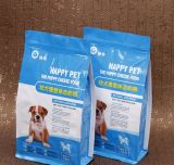 2kgs Colorful Printing Quad Seal Animal Pet Food Packaging/Packing Bag