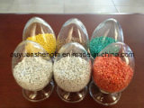 Plastic Raw Material Balck Recycled PVC Granules for Pipe