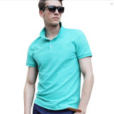 Short Sleeve Promotional Polo T-Shirt/OEM Polo T Shirt