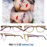 Latest Fashion Specs Frames Fashion Eyewear Acetate Optical Frame