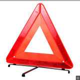 LED Warning Sign Triangle with E-MARK