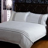 100% Cotton Embroidery Hotel Luxury Bedding Sets