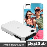 Bestsub Design for iPhone 4/4s PC TPU Cover (IPK23)